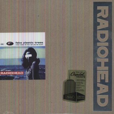 Radiohead FAKE PLASTIC TREES PT 1 (EP) Vinyl Record - Limited Edition, 180 Gram Pressing
