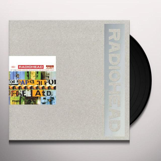 Radiohead JUST PT 1 (EP) Vinyl Record - Limited Edition, 180 Gram Pressing