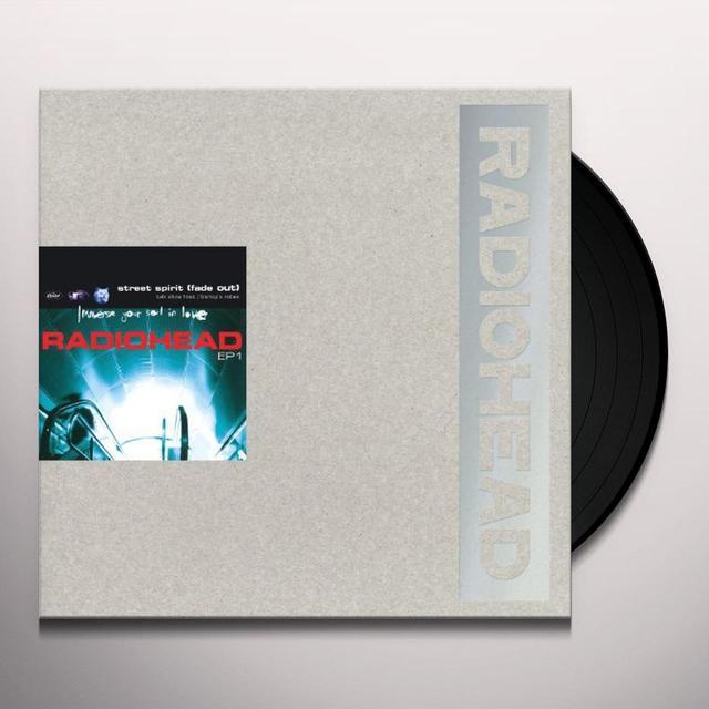 Radiohead STREET SPIRIT: FADE OUT PT 1 Vinyl Record