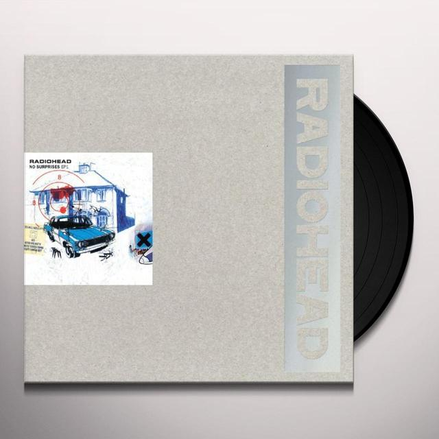Radiohead NO SURPRISES PT 1 (EP) Vinyl Record - Limited Edition, 180 Gram Pressing