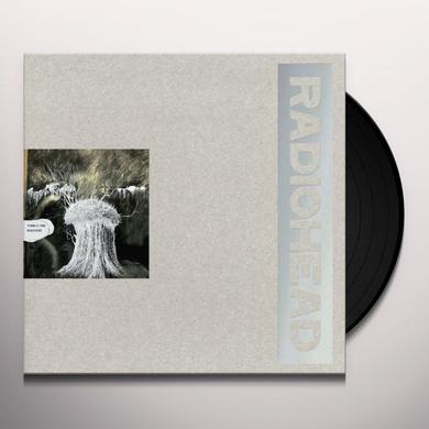 Radiohead PYRAMID SONG PT 1 (EP) Vinyl Record - Limited Edition, 180 Gram Pressing