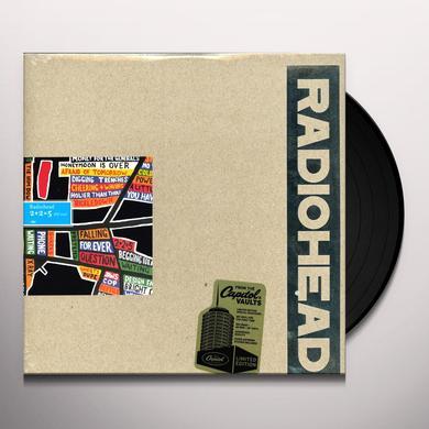 Radiohead 2+2=5 PT 1 (EP) Vinyl Record - Limited Edition, 180 Gram Pressing