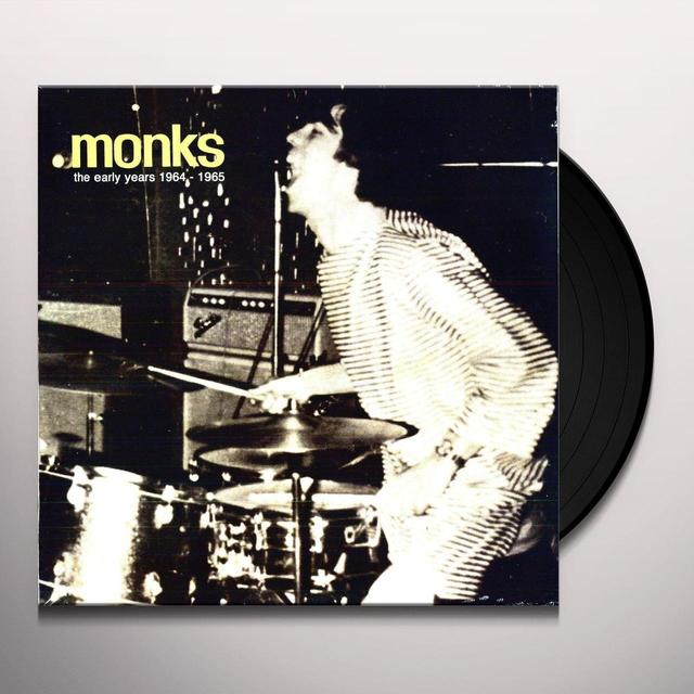 Monks EARLY 1964-1965 Vinyl Record - Limited Edition, 180 Gram Pressing