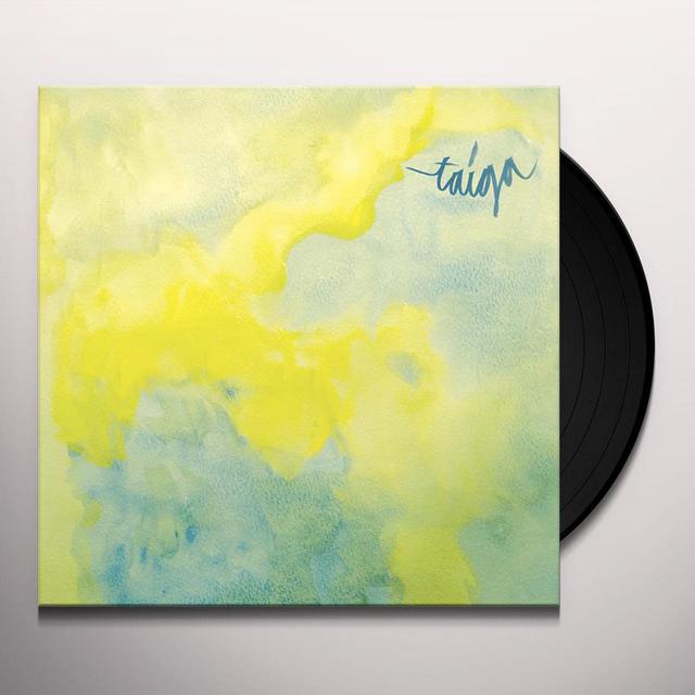 Taiga HISHEAL Vinyl Record