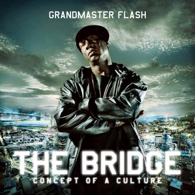 Grandmaster Flash BRIDGE Vinyl Record