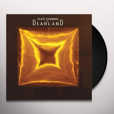 ELVIS PERKINS IN DEARLAND Vinyl Record