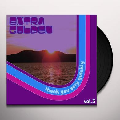 Extra Golden THANK YOU VERY QUICKLY Vinyl Record