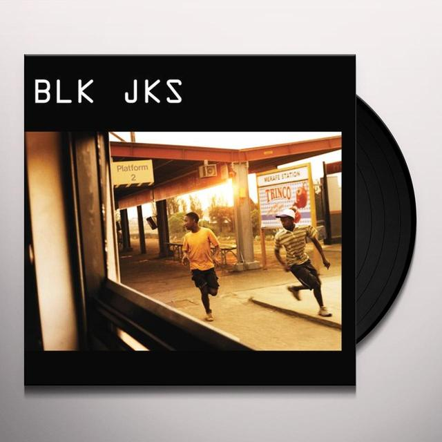 Blk Jks MYSTERY Vinyl Record