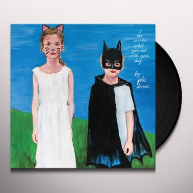 Julie Doiron I CAN WONDER WHAT YOU DID WITH YOUR DAY Vinyl Record