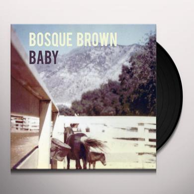 Bosque Brown BABY Vinyl Record