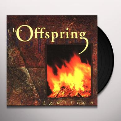 The Offspring IGNITION Vinyl Record - Remastered