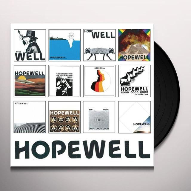 Hopewell GOOD GOOD GOOD DESPERATION Vinyl Record