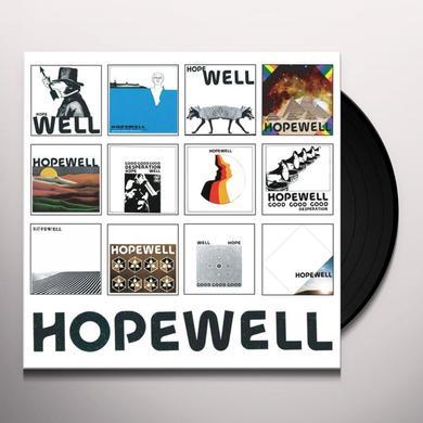 Hopewell GOOD GOOD GOOD DESPERATION Vinyl Record