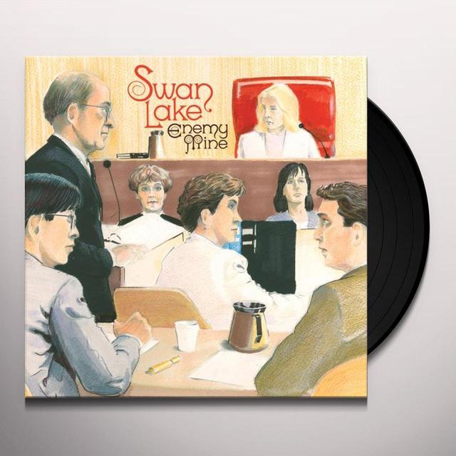 Swan Lake ENEMY MINE Vinyl Record