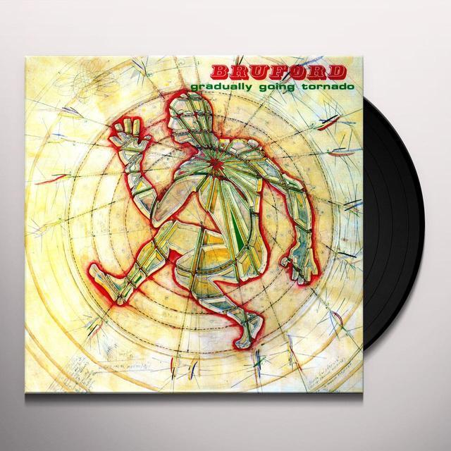 Bill Bruford GRADUALLY GOING TORNADO Vinyl Record