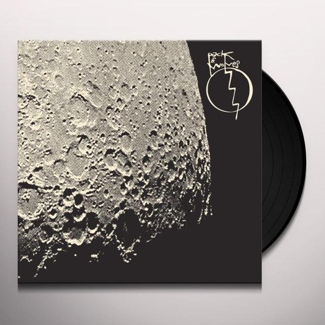 Pack Of Wolves BETRAYER (BONUS TRACKS) Vinyl Record