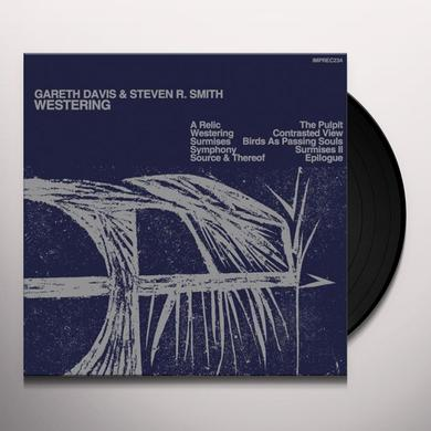 Gareth Davis & Steven R Smith WESTERING Vinyl Record - Limited Edition