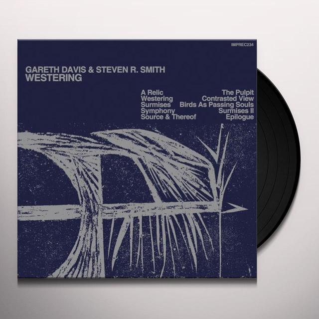 Gareth Davis & Steven R Smith WESTERING Vinyl Record - Limited Edition