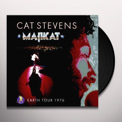 Yusuf Islam (Cat Stevens) MAJIKAT Vinyl Record