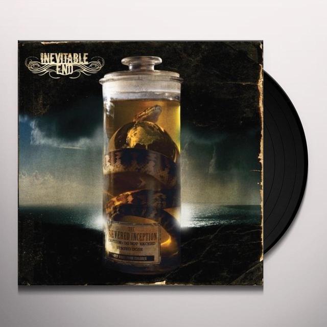 Enevitable End SEVERED INCEPTION Vinyl Record