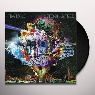 Tim Exile LISTENING TREE Vinyl Record