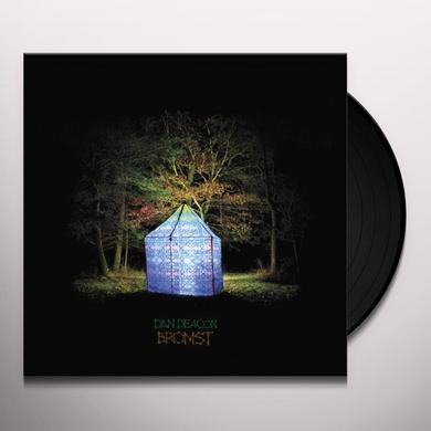 Dan Deacon BROMST Vinyl Record