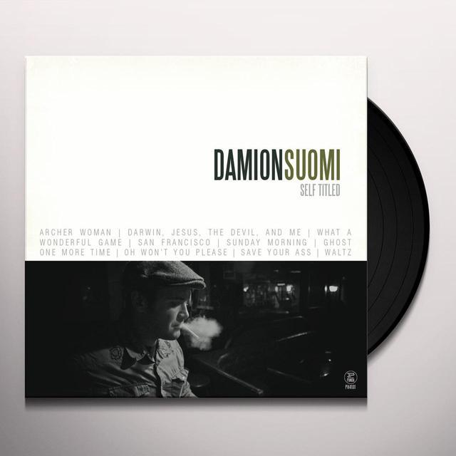 DAMION SUOMI Vinyl Record
