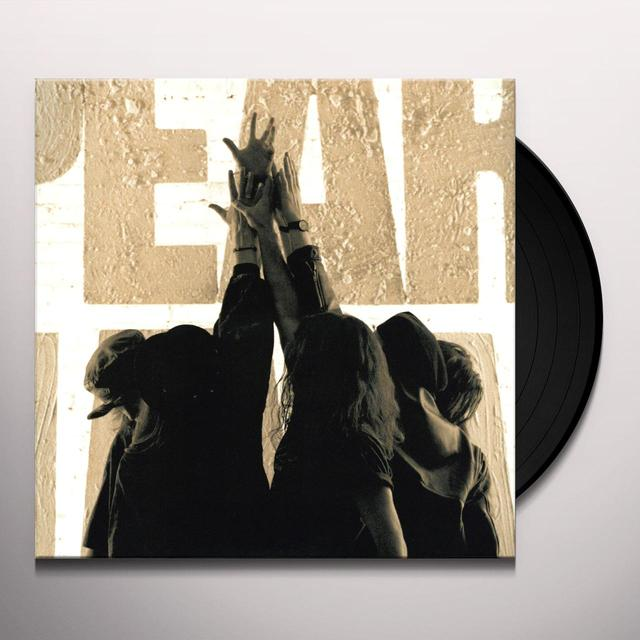 Pearl Jam TEN Vinyl Record - Remastered
