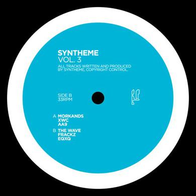 Syntheme VOLUME 3 Vinyl Record