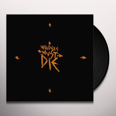 Prodigy INVADERS MUST DIE Vinyl Record