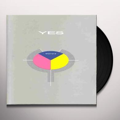 Yes 90125 Vinyl Record - 180 Gram Pressing