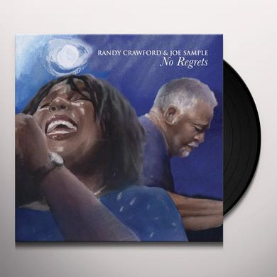 Randy Crawford / Joe Sample NO REGRETS Vinyl Record - 180 Gram Pressing