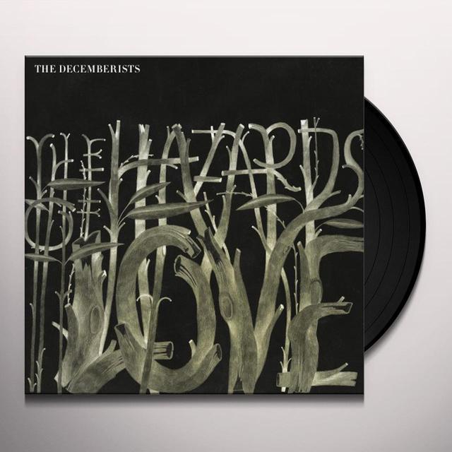 The Decemberists HAZARDS OF LOVE Vinyl Record