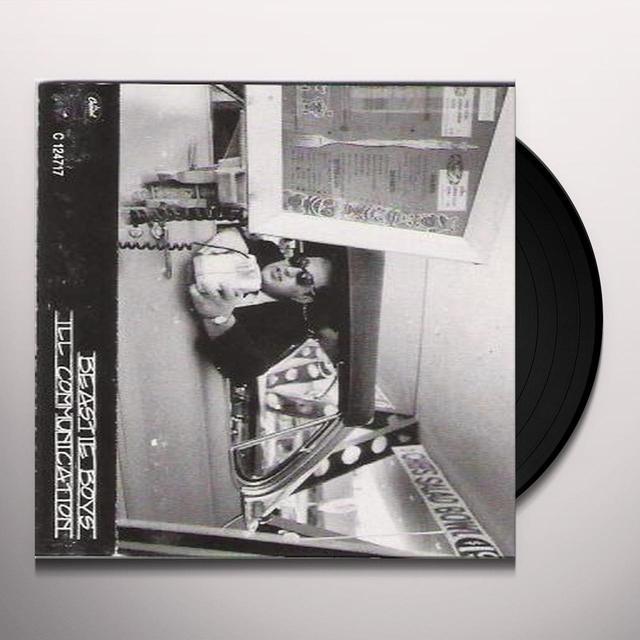 Beastie Boys ILL COMMUNICATION Vinyl Record - Remastered