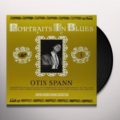 Otis Spann PORTRAITS IN BLUES 3 Vinyl Record