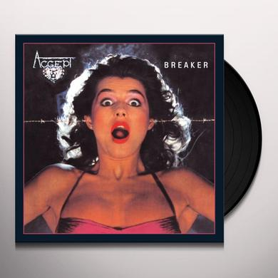 Accept BREAKER Vinyl Record