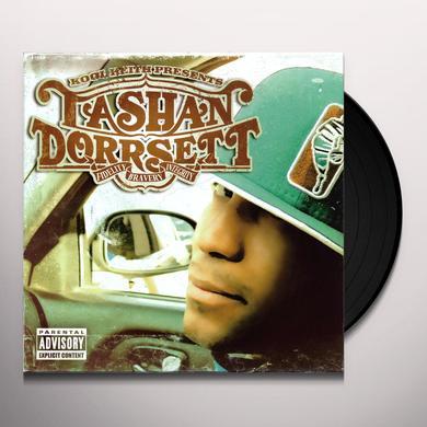 Kool Keith TASHAN DORRSETT Vinyl Record