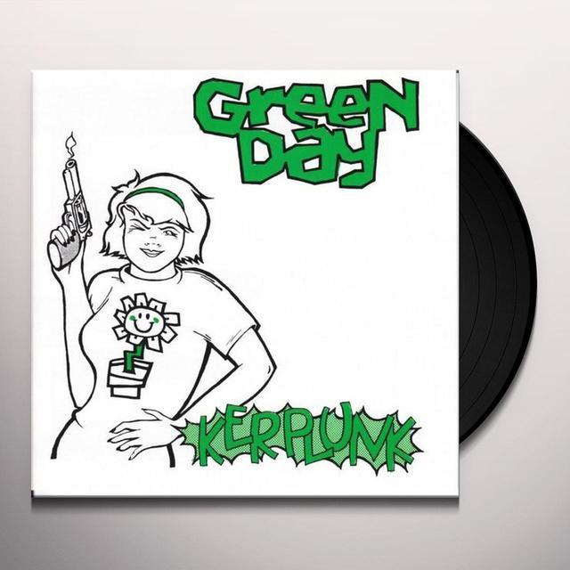 Green Day KERPLUNK Vinyl Record