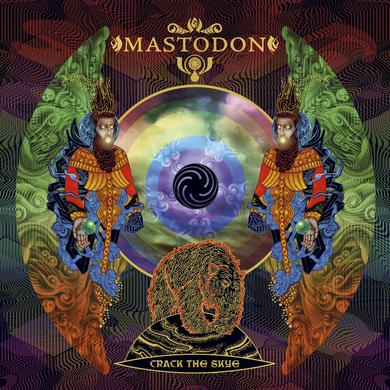Mastodon CRACK THE SKYE Vinyl Record