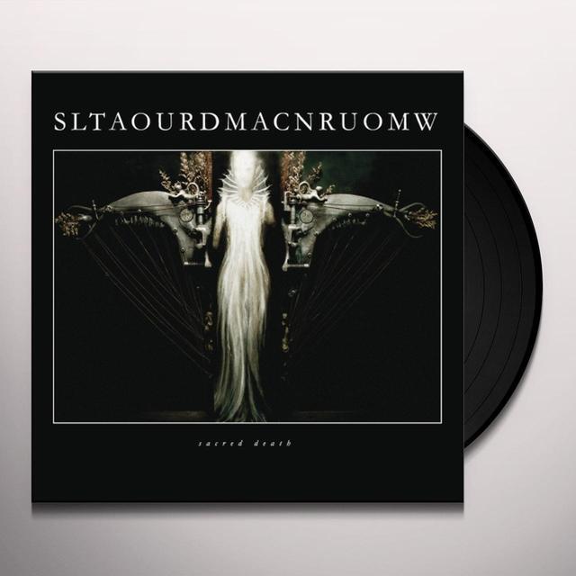 Stormcrow / Laudanum SACRED DEATH Vinyl Record