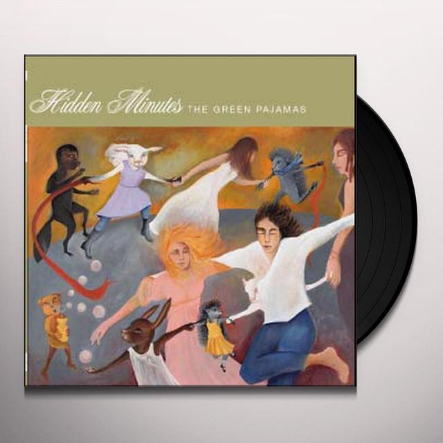 Green Pajamas HIDDEN MINUTES Vinyl Record