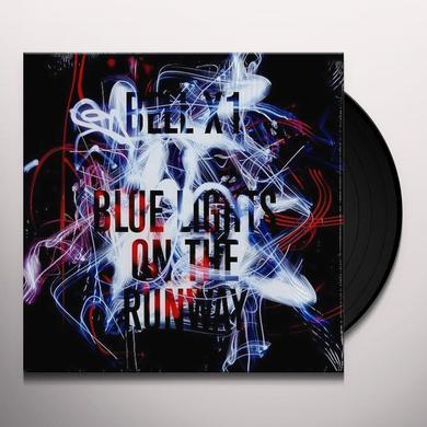 Bell X1 BLUE LIGHTS ON THE RUNWAY Vinyl Record - 180 Gram Pressing