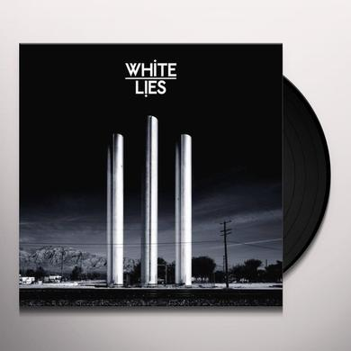 White Lies TO LOSE MY LIFE Vinyl Record - 180 Gram Pressing