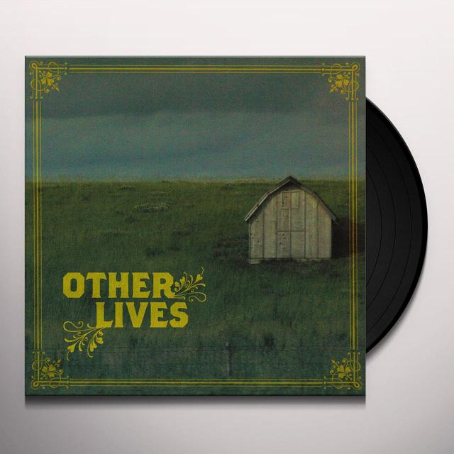 OTHER LIVES Vinyl Record - w/CD