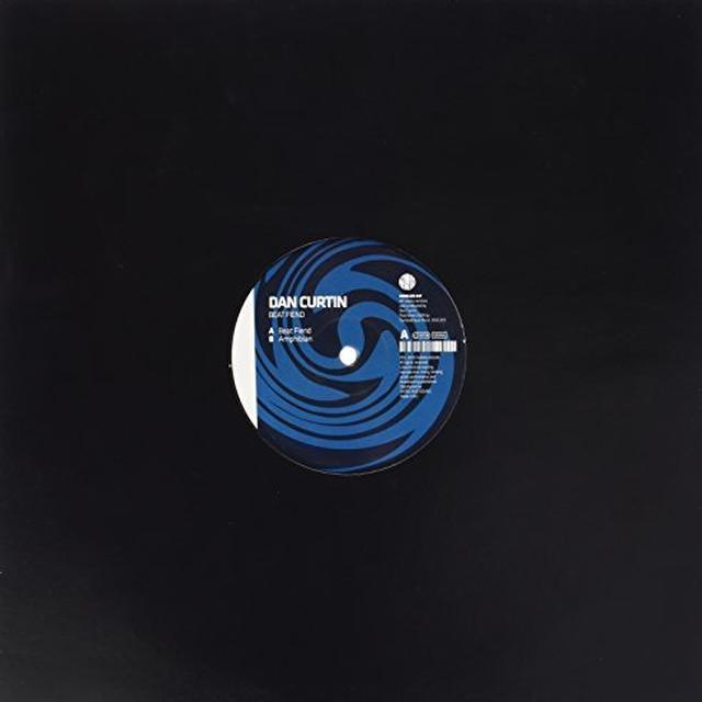Dan Curtin BEAT FIEND (EP) Vinyl Record