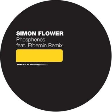 Simon Flower PHOSPHENES Vinyl Record
