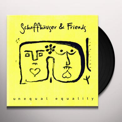 Mathias Schaffhauser & Friends UNEQUAL EQUALITY 2 (EP) Vinyl Record