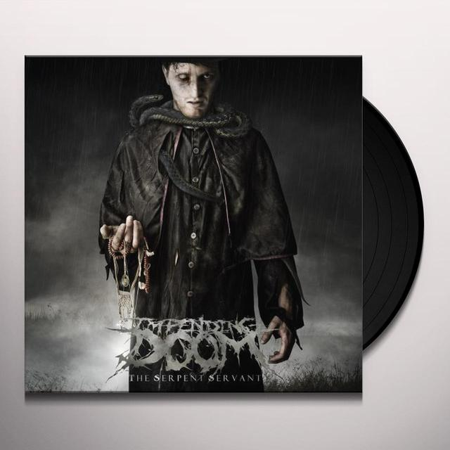 Impending Doom SERPENT SERVANT Vinyl Record - Limited Edition