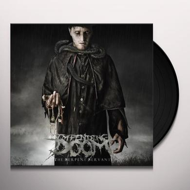 Impending Doom SERPENT SERVANT Vinyl Record - Limited Edition