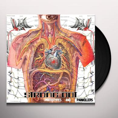 Strung Out PROTOTYPES & PAINKILLERS Vinyl Record